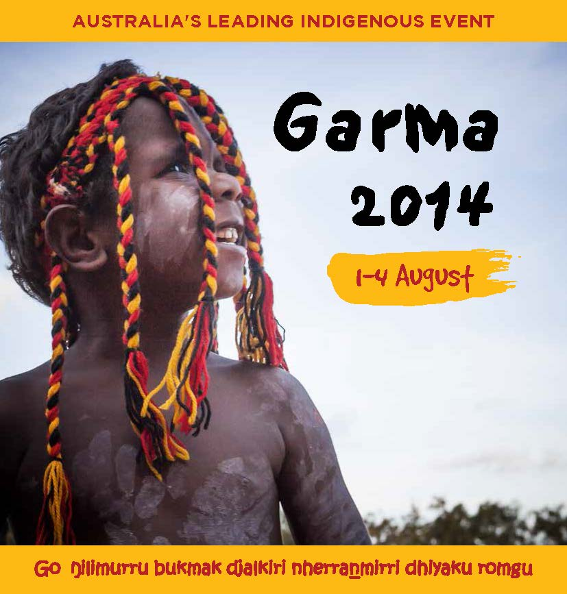 Garma Festival  Event Summaries And Programs