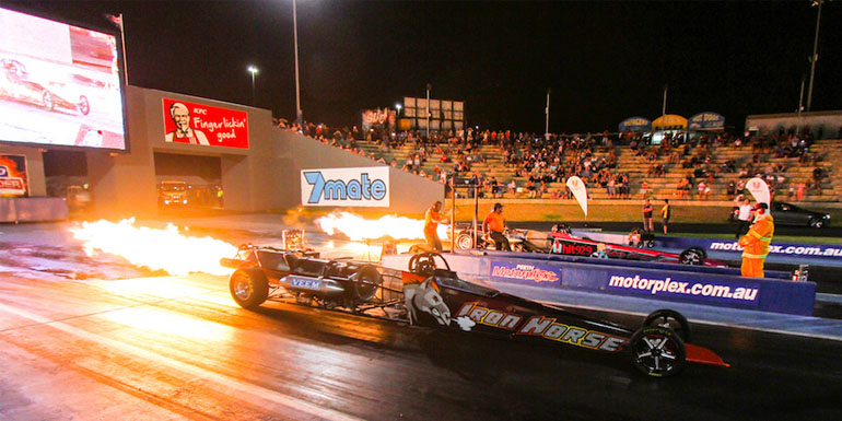 973cbe7f946 DRAG RACING HEAVEN IS WILLOWBANK RACEWAY FOR JET DRAGSTER DRIVER
