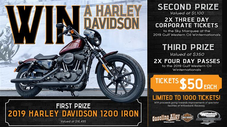 42bcd066b4e WANT A NEW HARLEY DAVIDSON FOR  50